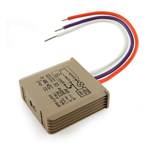 Comment alimenter des LED sous 220V AC ?