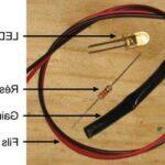 Comment alimenter une LED en 220 volts ?