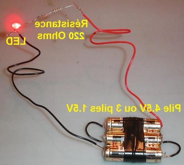 Comment alimenter une diode LED ?