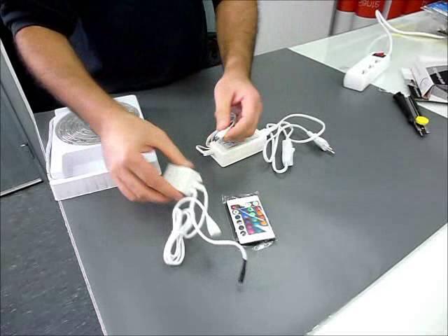 Comment brancher un circuit LED ?