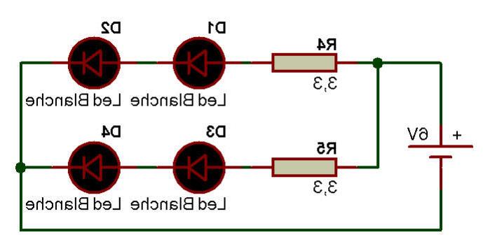 Comment calculer la résistance pour une LED ?