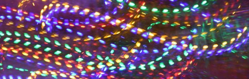 Comment coller des LED dans un angle ?