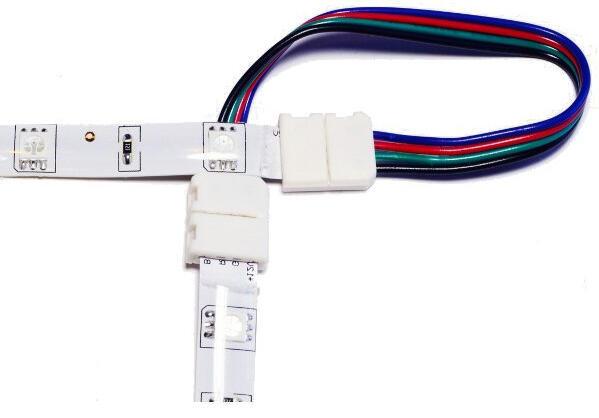 Comment connecter plusieurs rubans LED ?