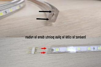 Comment couper les ruban LED ?