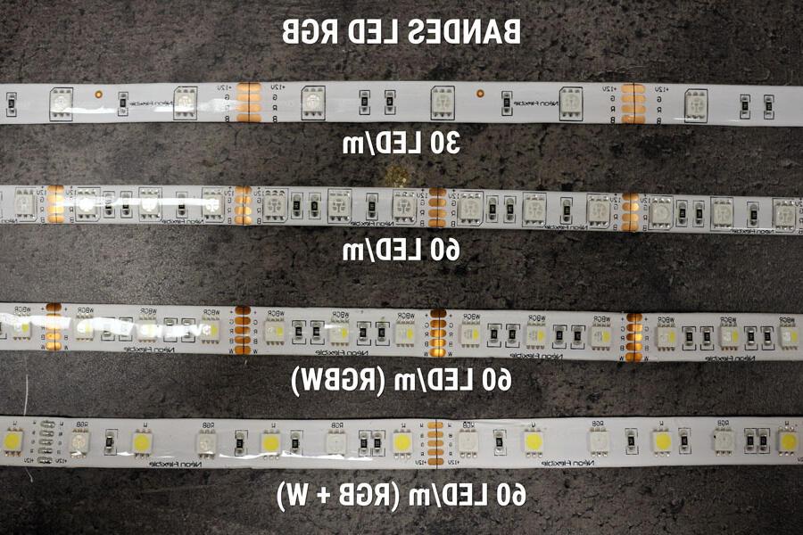 Comment faire tourner une LED ?