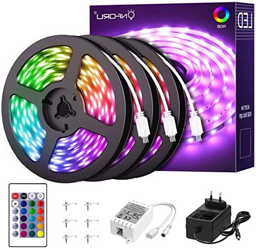 Comment mettre connecteur ruban LED ?
