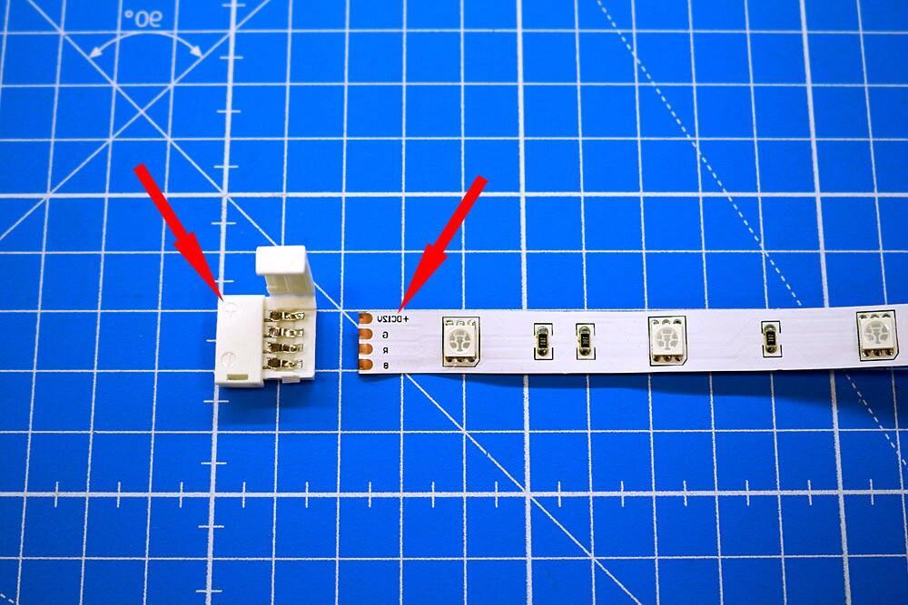 Comment réinitialiser une télécommande LED ?