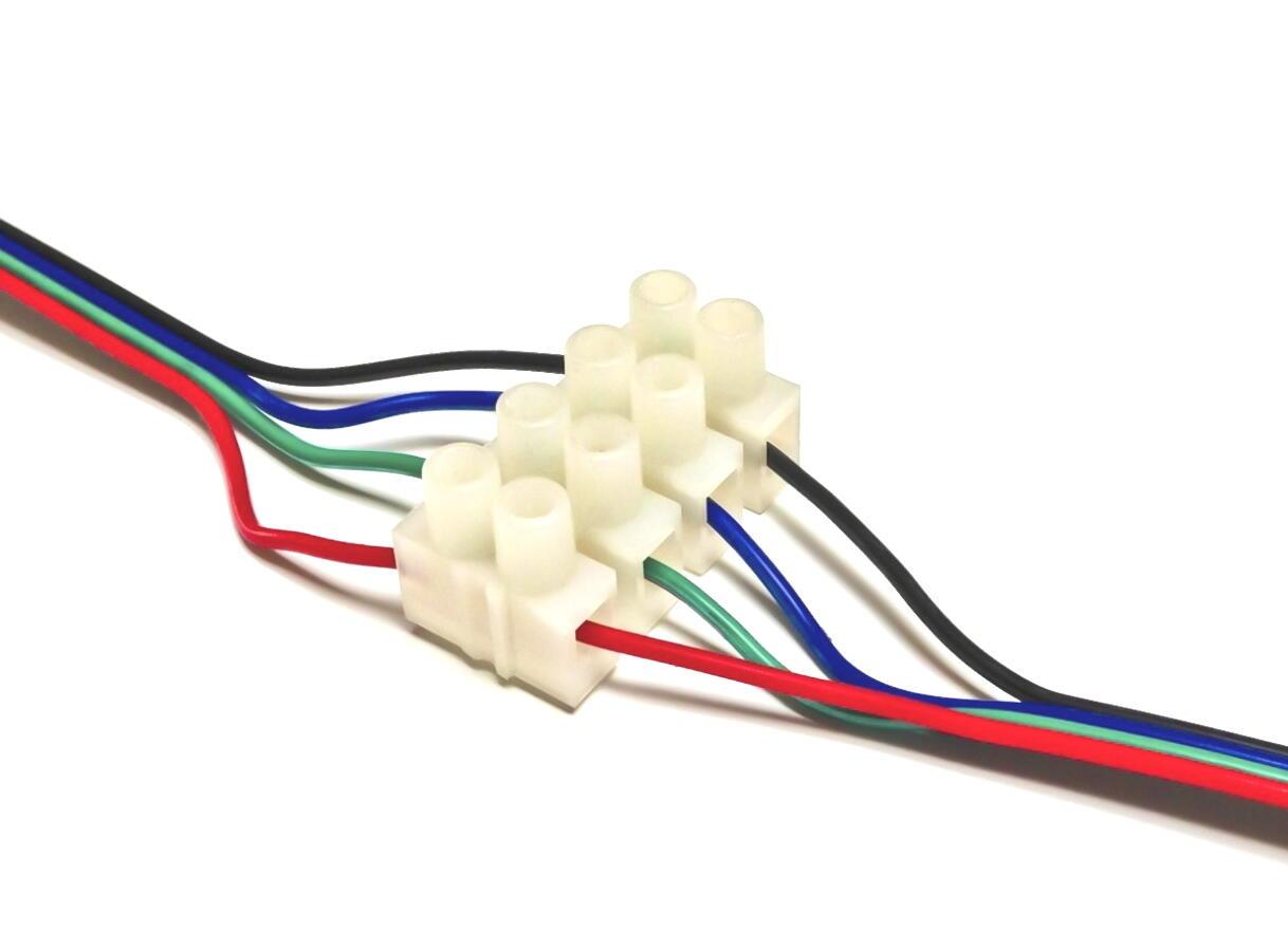 Comment relier 2 LED ?