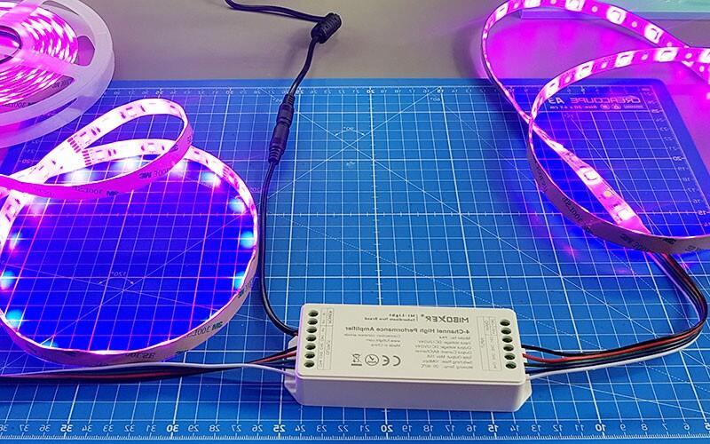 Comment se branche une LED ?
