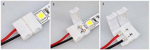 Quel amperage pour LED ?
