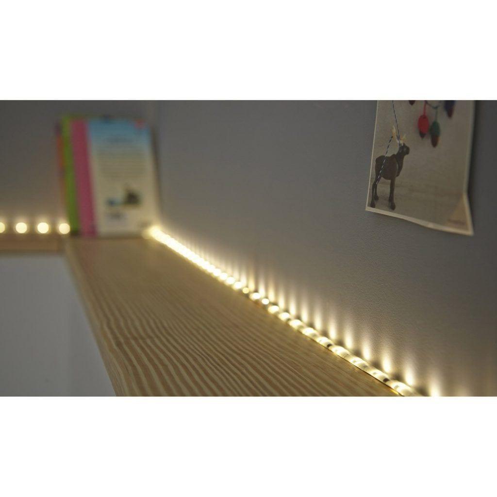 Quel ruban LED pour éclairer une pièce ?