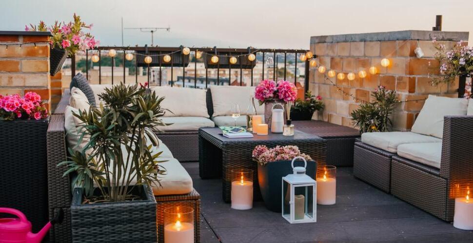 Quel type d'éclairage pour une terrasse ?