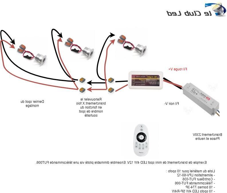 Quelle tension pour alimenter une LED ?
