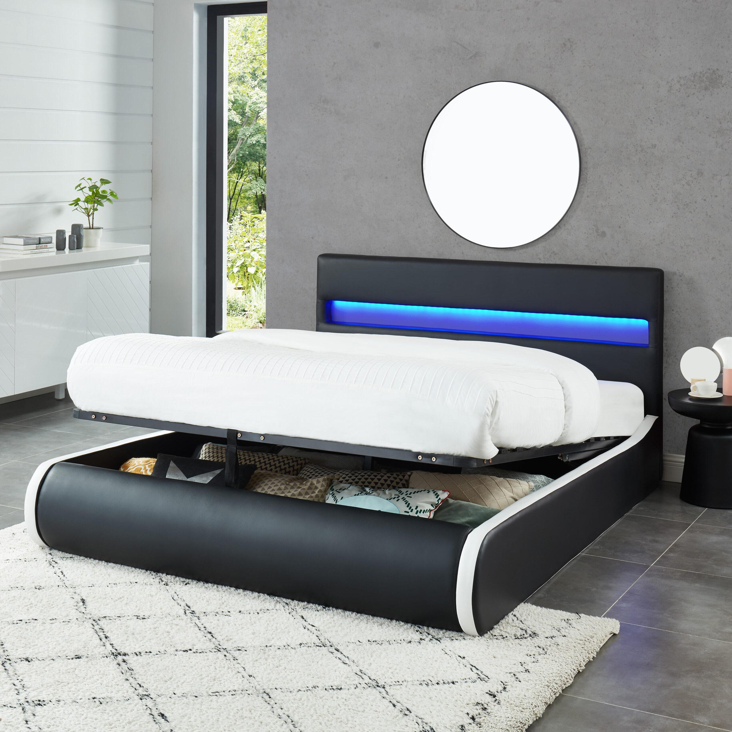Comment allumer un lit LED ?