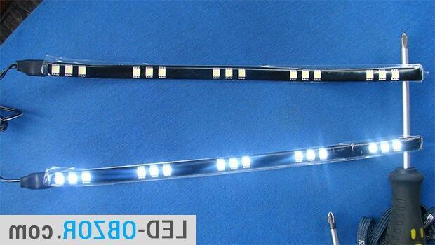 Comment brancher un ruban LED sans prise ?
