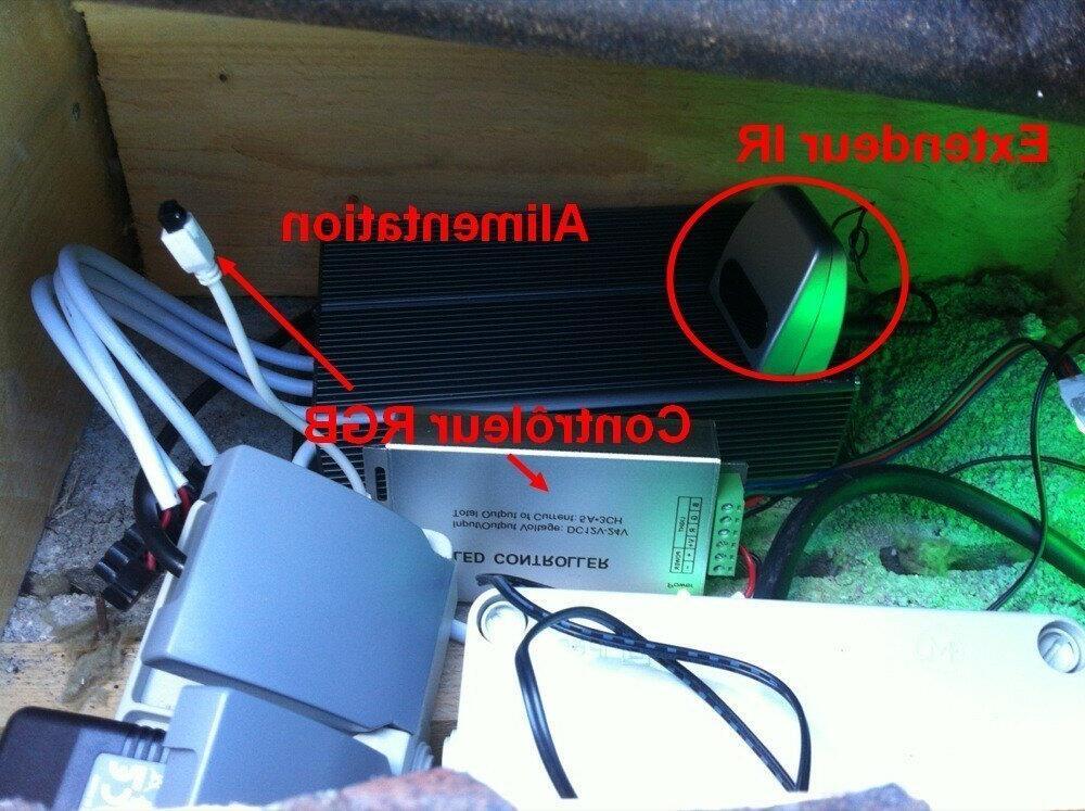Comment brancher un ruban LED sans transformateur ?