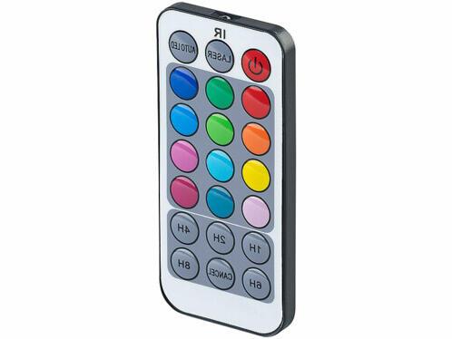 Comment changer la couleur des LED avec telecommande ?