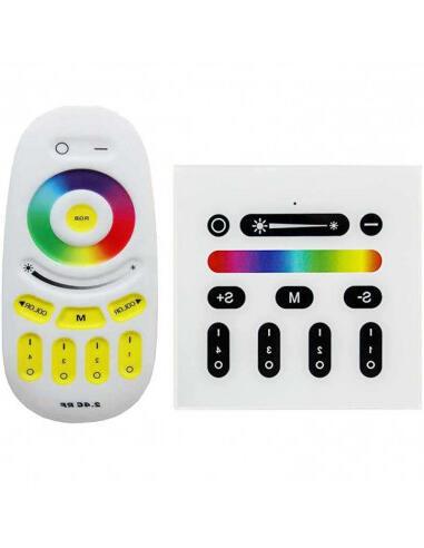 Comment changer la couleur des LEDs ?