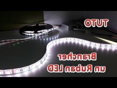 Comment réparer un ruban LED ?
