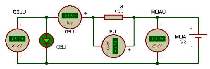 Comment tester une LED 12V ?