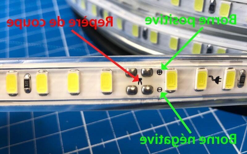 Est-ce qu'on peut couper des LED ?