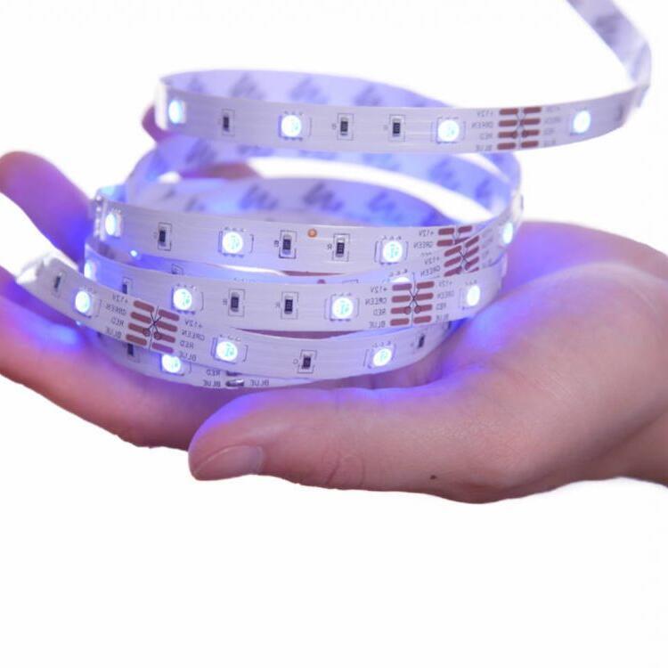 Où couper un ruban LED ?