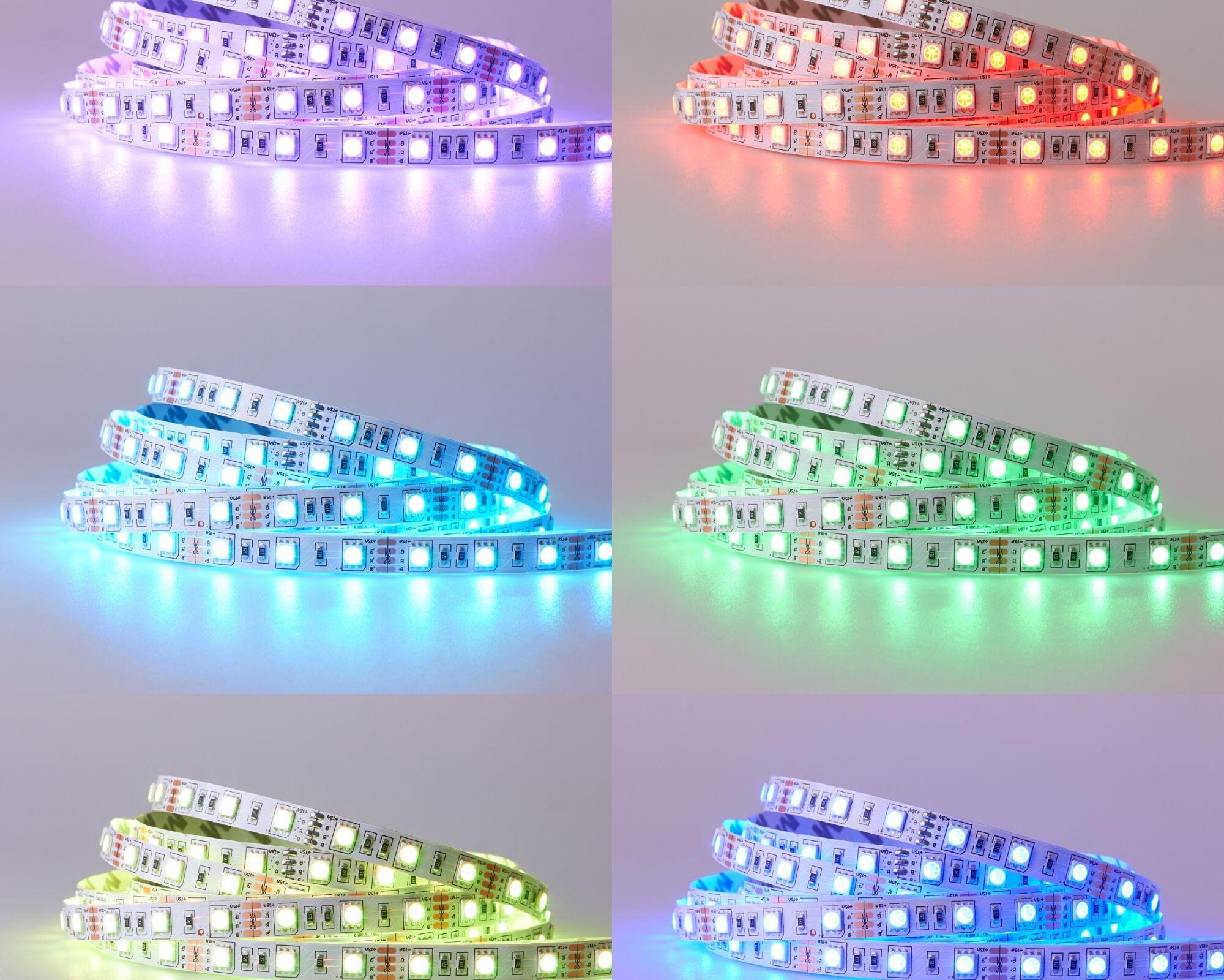 Quelle couleur de LED choisir pour dormir ?