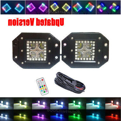 Comment marche telecommande LED ?