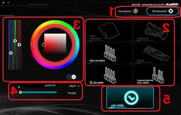 Comment synchroniser tout le RGB de son PC ?