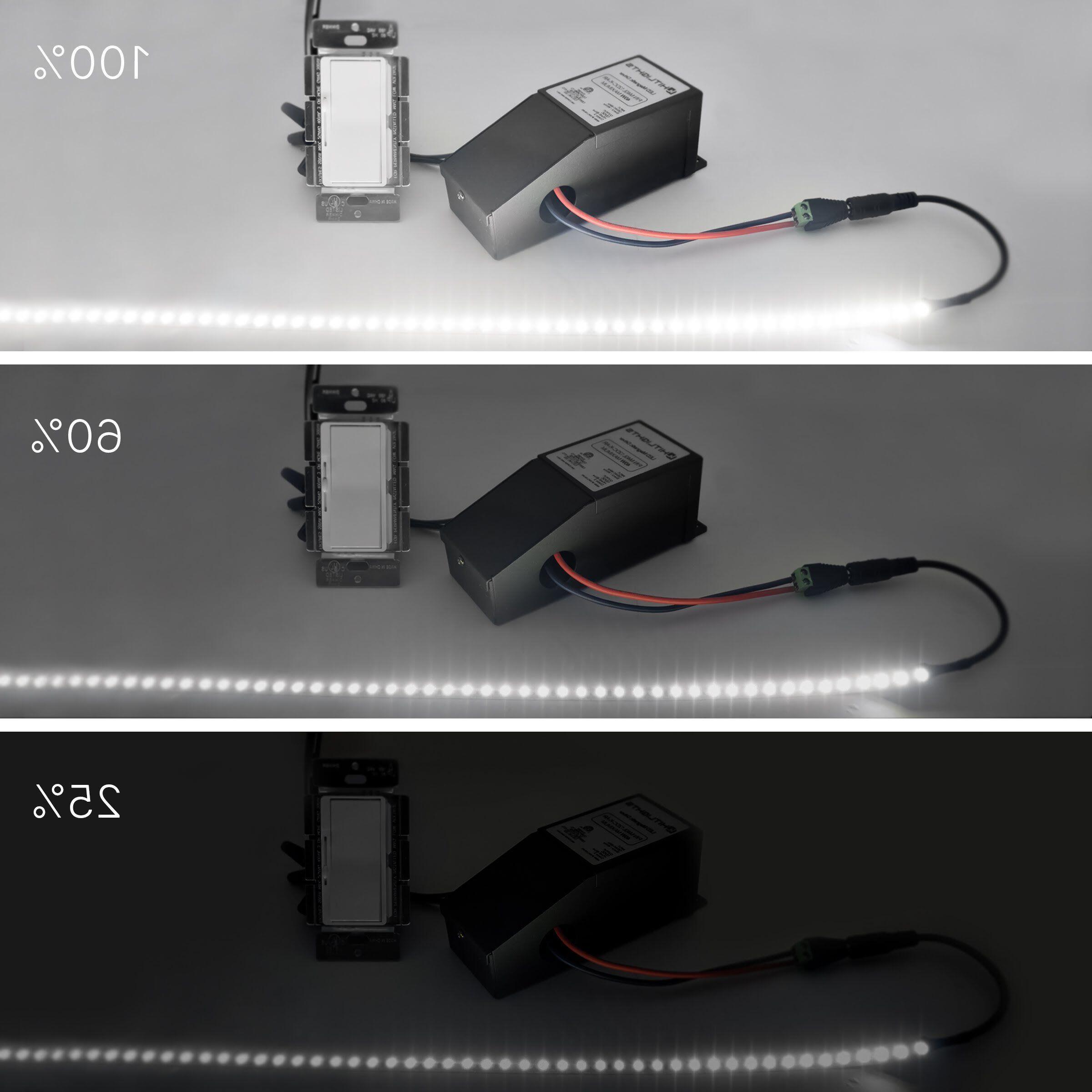 Quelle transfo pour ruban LED ?